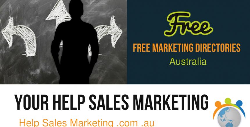 Free marketing directories