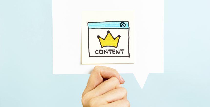 Content Marketing Social Media